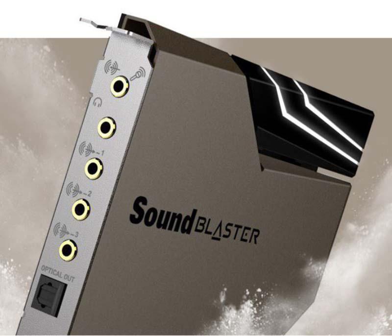 Creative AE-7 Internal Sound Blaster X