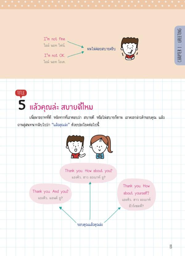 คัมภีร์พูดอังกฤษ ฉบับสมบูรณ์ Perfect English for Everyday Conversation 04