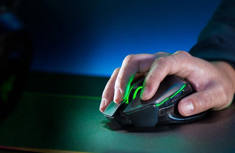 Razer เม้าส์เกม Basilisk Ultimate