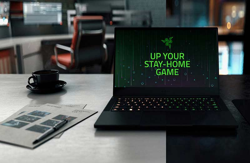 Razer คีย์บอร์ดเกม Blackwidow Elite Green Switch [Thai]