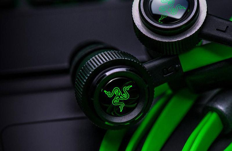 Razer หูฟังเกม Hammerhead Pro V2