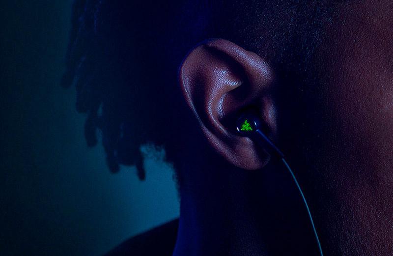 Razer หูฟังเกม Hammerhead ANC USB-C