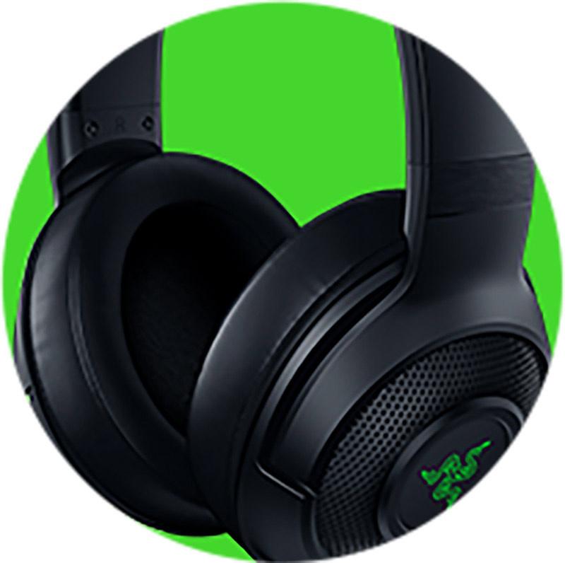 Razer หูฟังเกม Kraken X USB