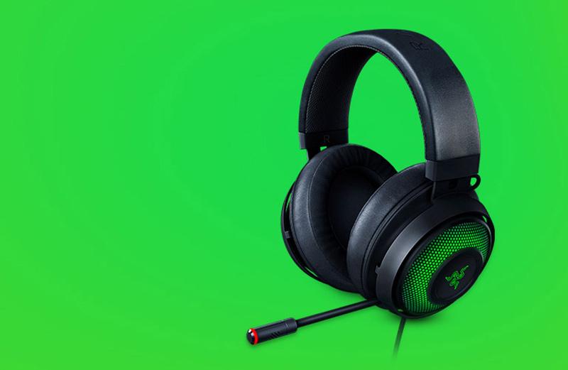Razer หูฟังเกม Kraken Ultimate