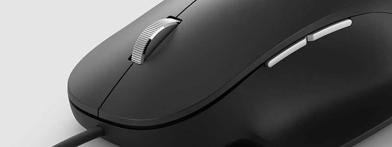 Microsoft เม้าส์ Wired Ergonomi