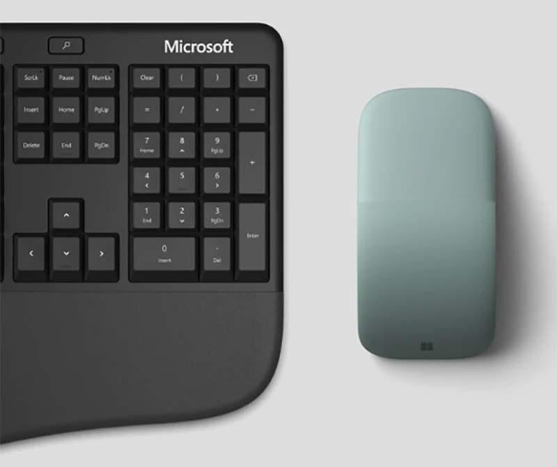 Microsoft เม้าส์บลูทูธ Arc Touch