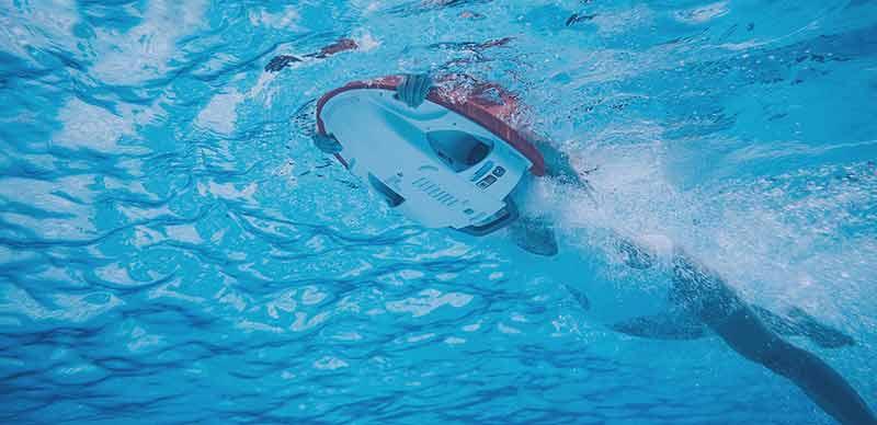 SUbLUE สกู๊ตเตอร์ว่ายน้ำ Swii
