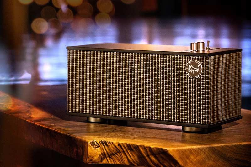 Klipsch ลำโพงไร้สาย The One II Wireless Shelf Stereo Speaker