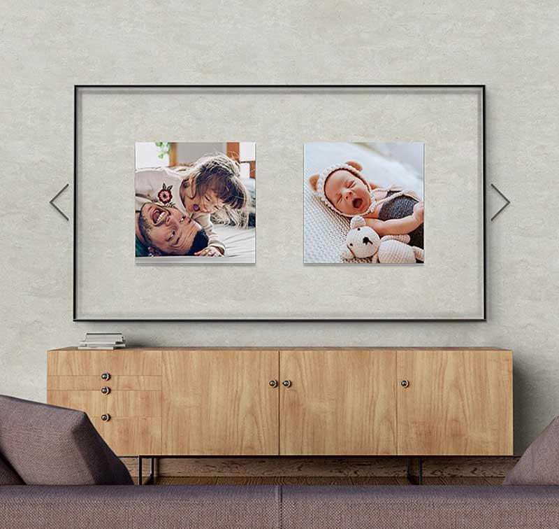 SAMSUNG 4K Smart QLED TV ขนาด 55 นิ้ว รุ่น QA55Q65TAKXXT (2020)