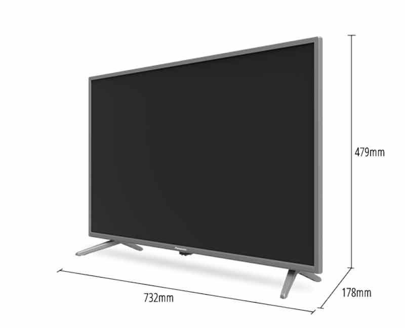Panasonic Android LED TV HD ขนาด 32 นิ้ว รุ่น TH-32HS550T