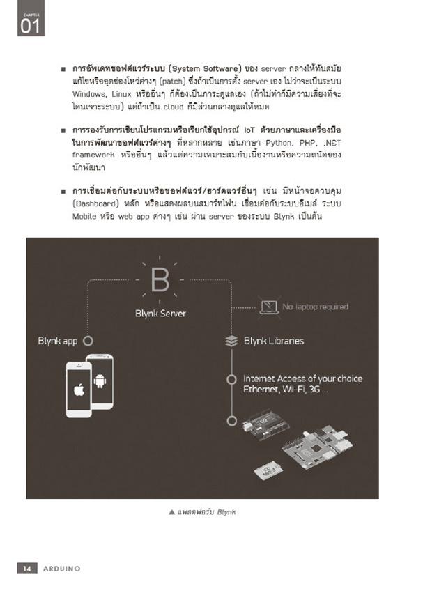 พัฒนา IoT ผ่าน Cloud ด้วย Arduino 03