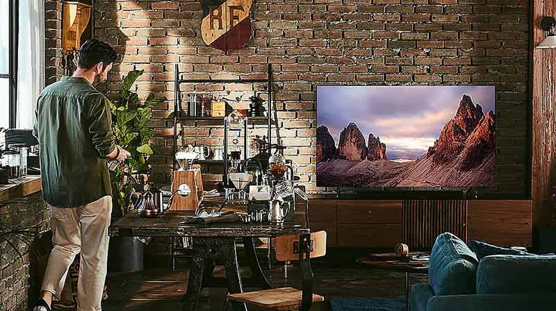 SAMSUNG Smart 4K Crystal UHD TV (2020) ขนาด 50 นิ้ว รุ่น UA50TU7000KXXT