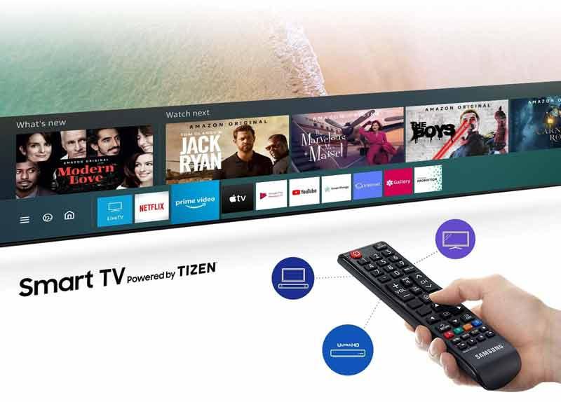 SAMSUNG LED HD SMART TV (2020) 32 นิ้ว รุ่น UA32T4300AKXXT