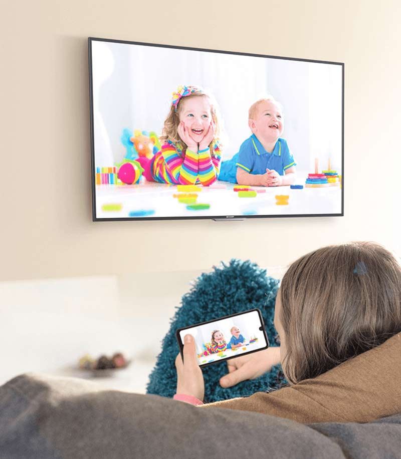 SHARP TV FHD LED Android 42 นิ้ว รุ่น 2T-C42BG1X