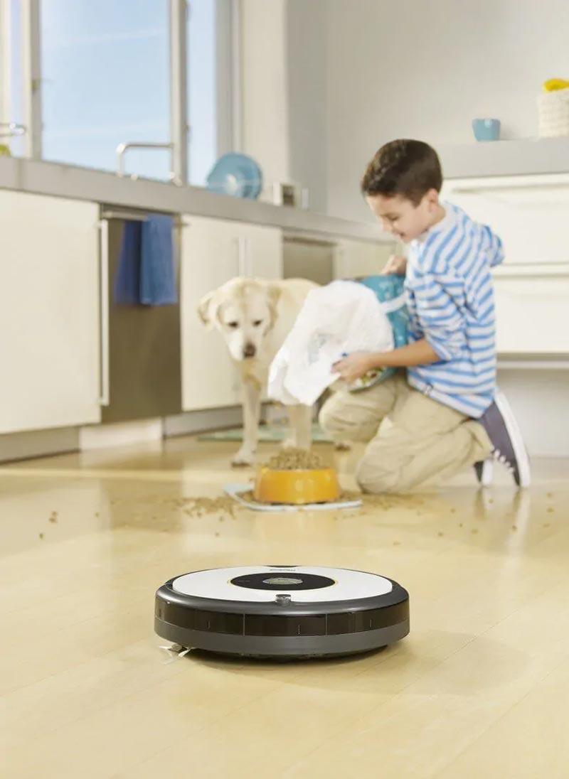 iRobot หุ่นยนต์ดูดฝุ่นอัตโนมัติ รุ่น Roomba 605