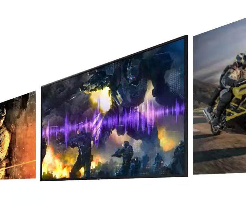 SAMSUNG Smart 4K Crystal UHD TV ขนาด 43 นิ้ว รุ่น UA43TU7000KXXT (2020)