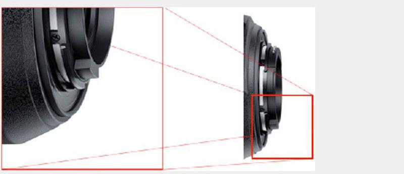 โครงสร้าง tamron lens b018 e canon 18200mm