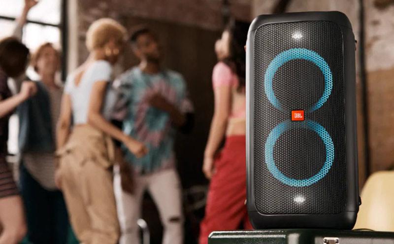 jbl speakers party box