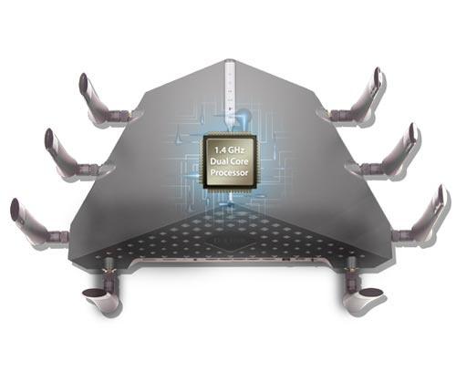 D-Link DIR-895L AC5300 MU-MIMO Ultra WiFi Router05