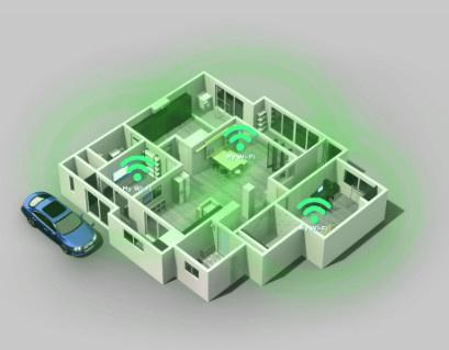 D-Link DIR-2660 AC2600 Smart Mesh Wi-Fi Router03