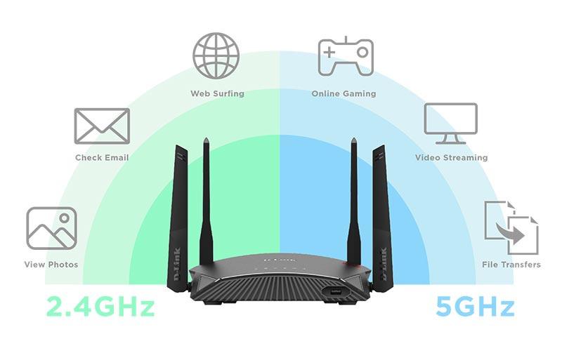 D-Link DIR-2660 AC2600 Smart Mesh Wi-Fi Router05