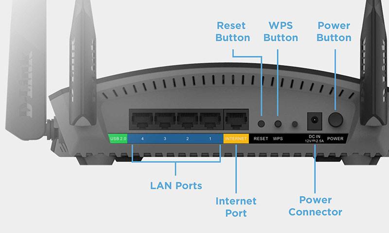 D-Link DIR-2660 AC2600 Smart Mesh Wi-Fi Router12