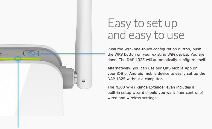D-Link DAP-1325 N300 Wireless Range Extender04