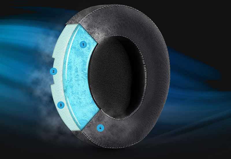 Razer Gaming Headset Kraken Black Tournament 09