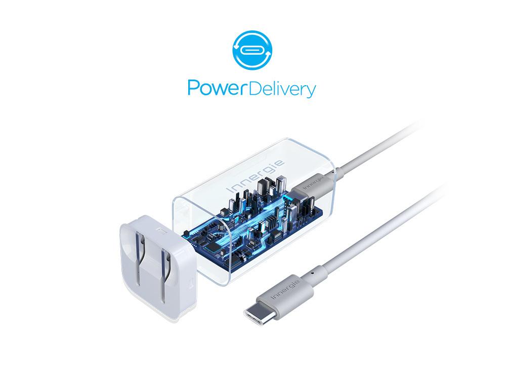 ชาร์จเร็วด้วยเทคโนโลยีล่าสุดของ USB-Power Delivery